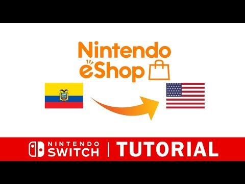How to Access Nintendo eShop From Any Country