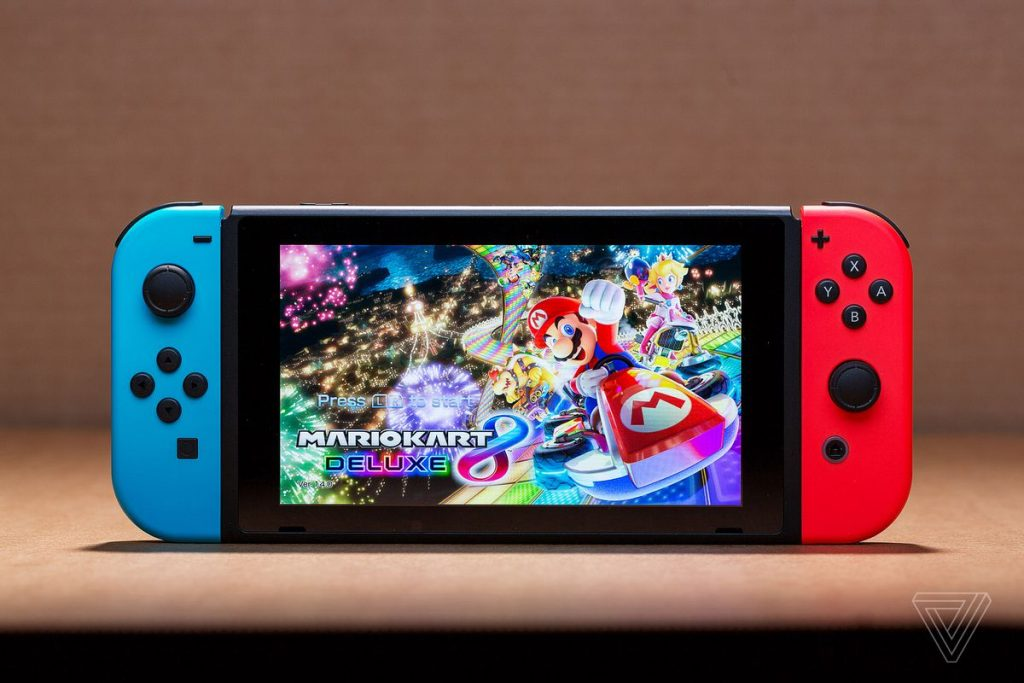 Nintendo announces improved Switch model with better battery life